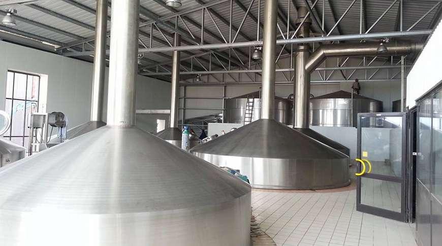 Estruturas Pavilhão Industrial de Produção Frisomat