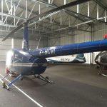 Hangar para aeronaves