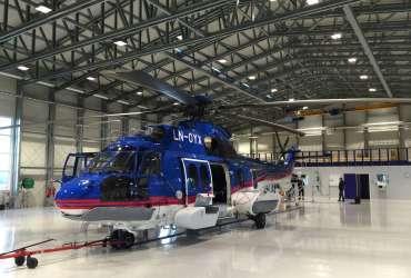 Pavilhões Desportivos e Recreativos em Aço Helicóptero Frisomat