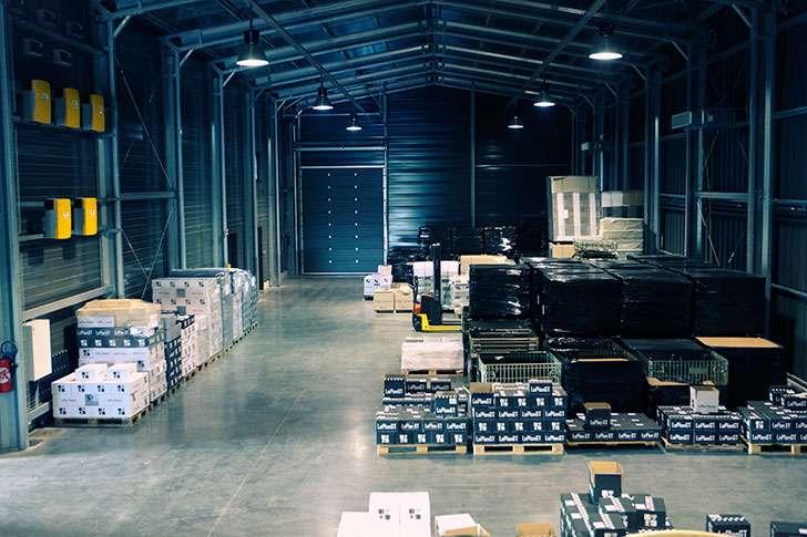 Pavilhão Industrial Metálico Armazenamento Vinícolas Frisomat