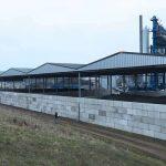 Pavilhões para armazenagem a granel