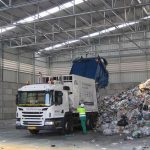 Building for the recycling industry