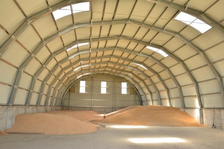 construtores de armazenamento agrícola