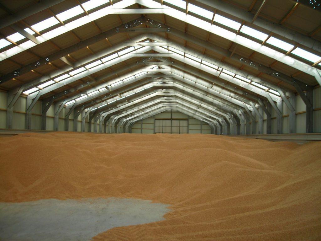 armazenamento de cultivo