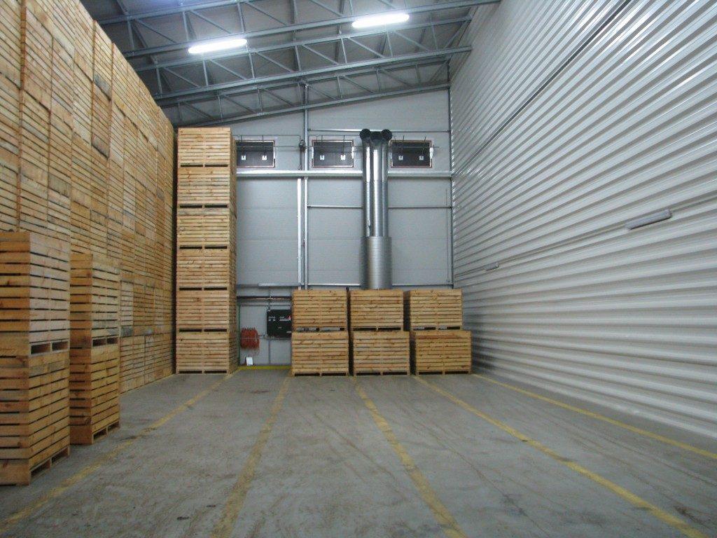 armazenamento de batata multifuncional