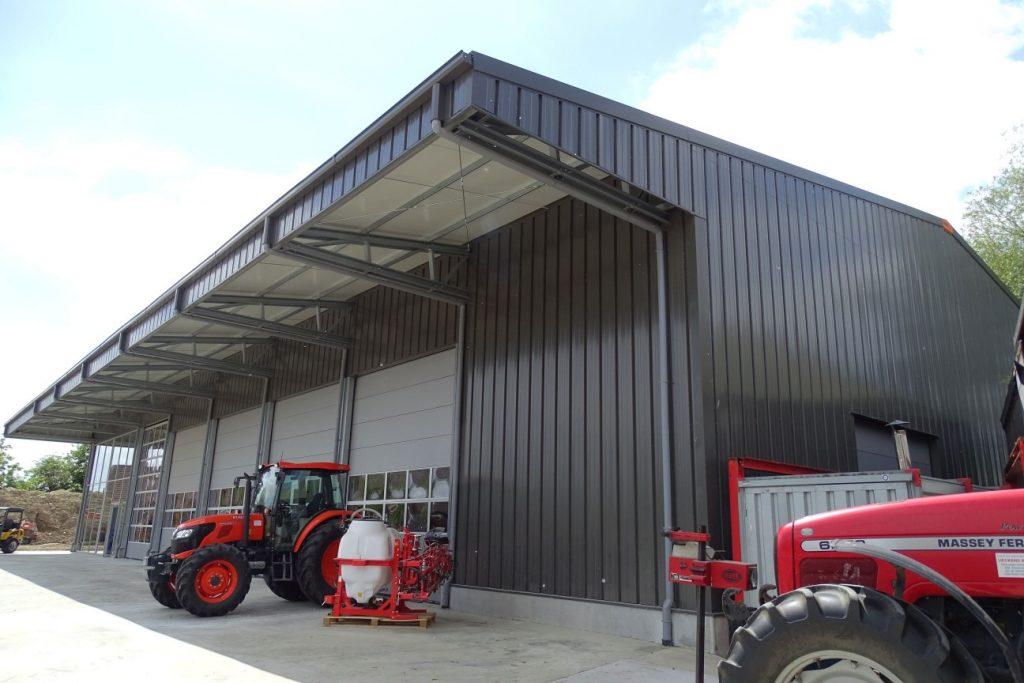 edifícios de armazenamento personalizados