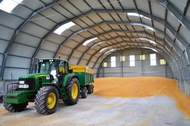 armazenamento a granel em aço