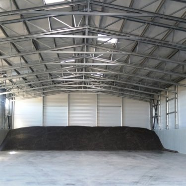 temporary bulk storage