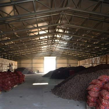 potato storage manufacturer