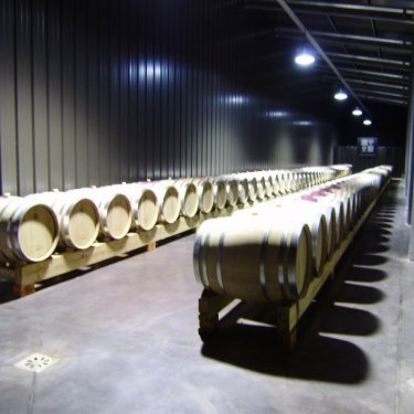 steel winery