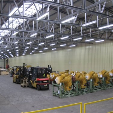 climate control Warehouses